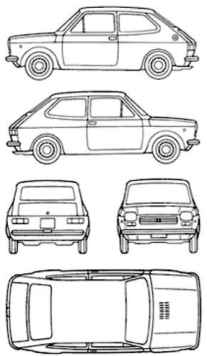 Fiat 127 (1976)