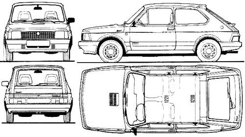 Fiat 127 Sport (1983)