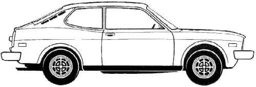 Fiat 128 Coupe (1979)
