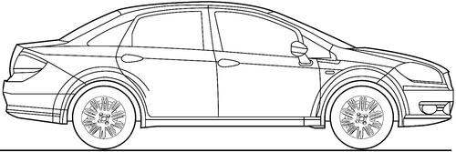 Fiat Linea (2016)