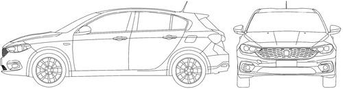 Fiat Tipo 5-Door (2016)