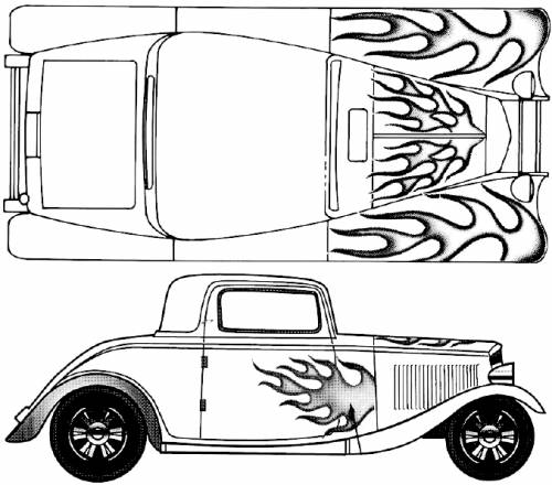 Ford 3 Window coupe  281932 29 additionally  furthermore 1923 Ford T Heavy Truck Blueprints in addition Flathead drawings trans in addition Blueprint Car Model Fresh Car Blueprints 1932 Ford Model B Pick Up Blueprint Inspirationa Cute Blueprint A Car Ideas Simple Wiring Diagram. on 1932 ford dimensions