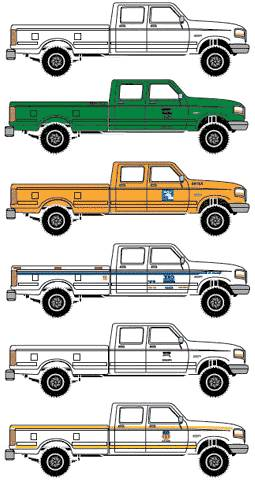 Ford F-350 (1993)