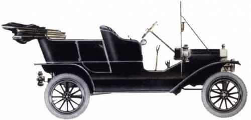 Ford Model T Tourer (1911)