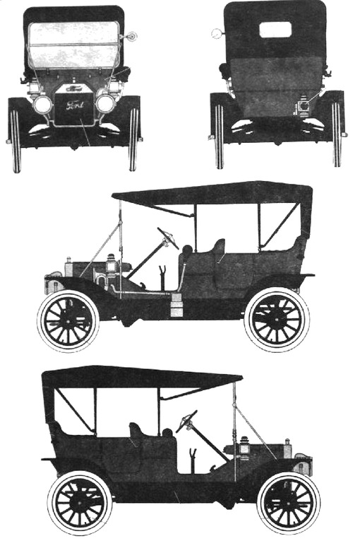 Ford Model T Touring (1911)