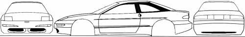 Ford Probe (1996)
