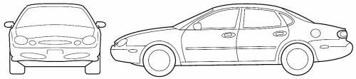 Ford Taurus (1997)