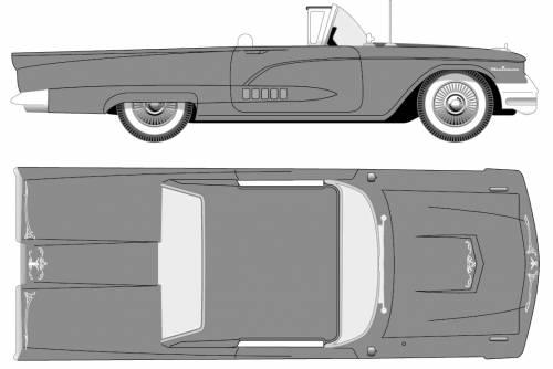 Ford Thunderbird (1958)