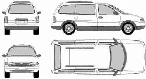 Ford Windstar (1995)