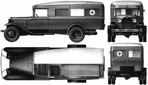 GAZ-55