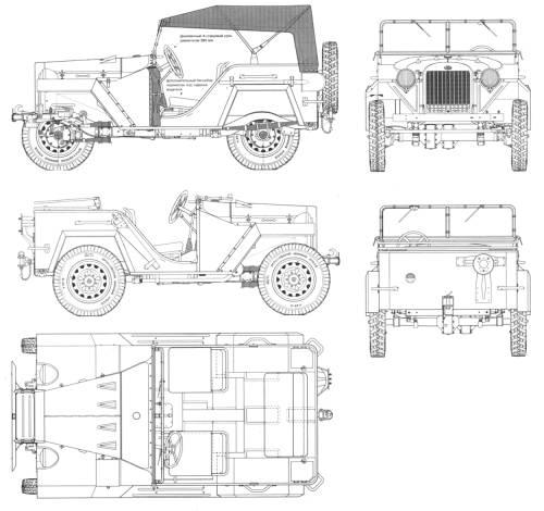 GAZ-67 (1943)