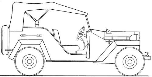 GAZ 67 (1945)