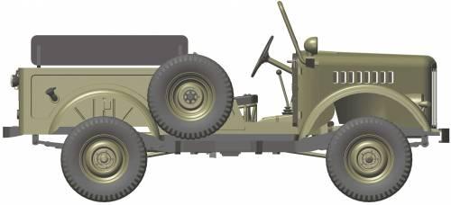 GAZ 69 M
