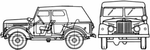 GAZ-69AM