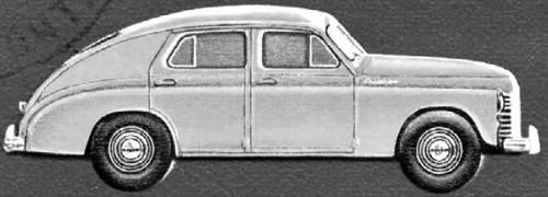 GAZ M20 Pobeda (1946)