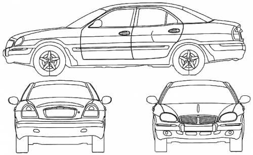 GAZ Volga 3111