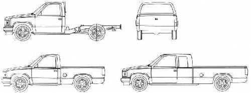 GMC Sierra (1991)