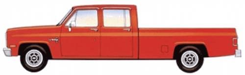 GMC Twin Cab (1988)
