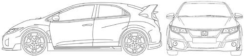 Honda Civic Type R (2016)