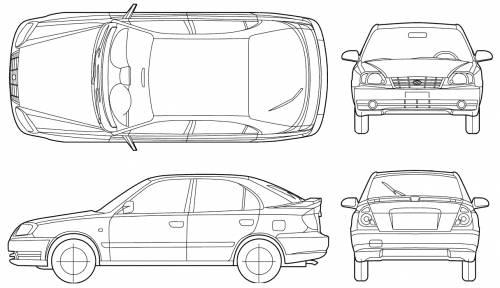 Hyundai Accent 5-Door (2005)
