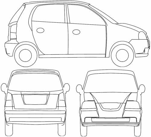 Hyundai Atos Prime (2008)