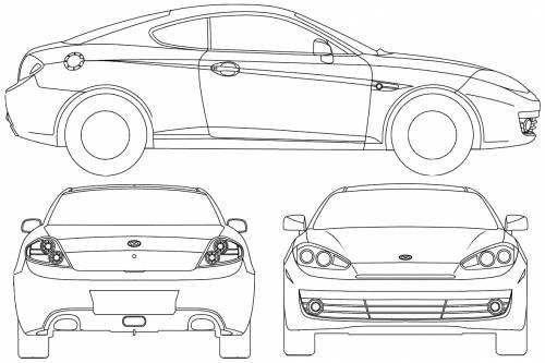 Hyundai Coupe (2008)