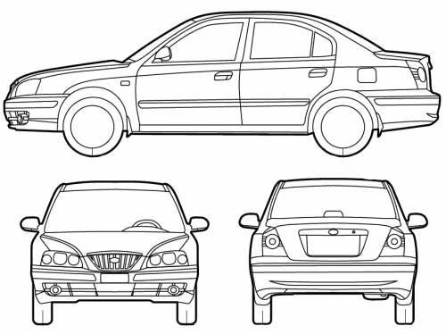 Hyundai Elantra Sedan (2005)