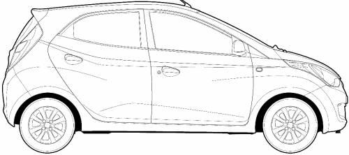 Hyundai Eon (2013)