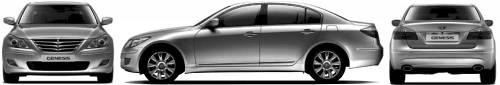 Hyundai Genesis (2009)