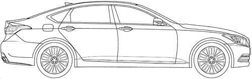 Hyundai Genesis (2014)