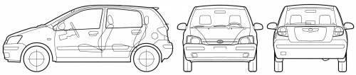 Hyundai Getz (2005)