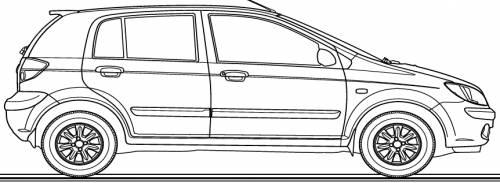 Hyundai Getz CRDi (2007)