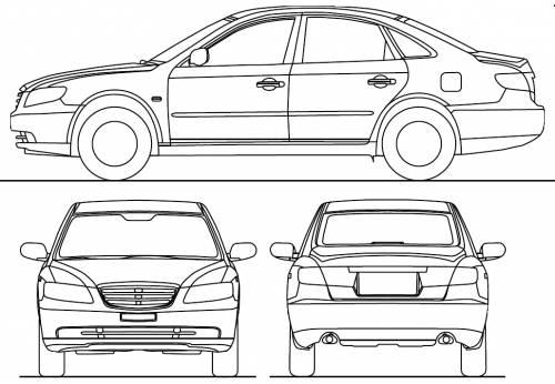 Hyundai Grandeur (2009)