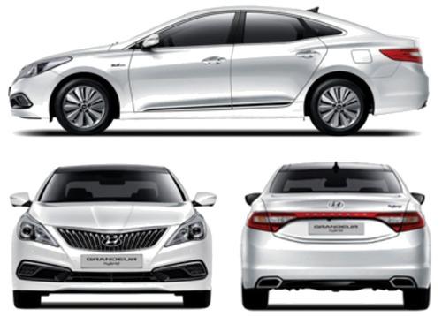Hyundai Grandeur (2015)