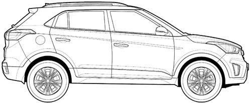 Hyundai ix25 - Creta (2015)