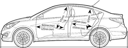Hyundai Verna (2015)
