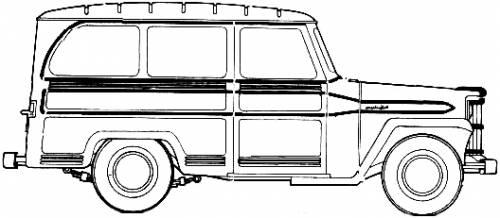 IKA Kaiser Estanciera (1961)