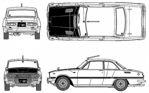 Isuzu Bellet 1600 GTR