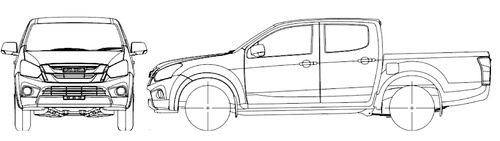 Isuzu D-max Cab 4x2