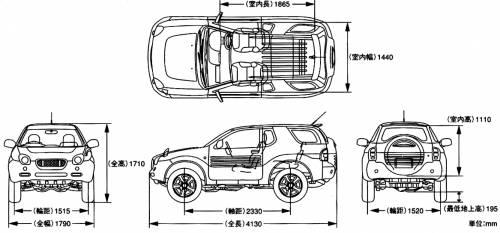 Blueprints Gt Cars Gt Isuzu Gt Isuzu Vehicross