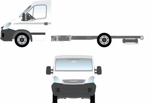 Iveco Daily Chassis 35S14