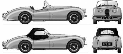 Jaguar 120 Roadster (1948)