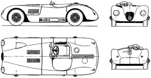 Jaguar C-Type (1953)