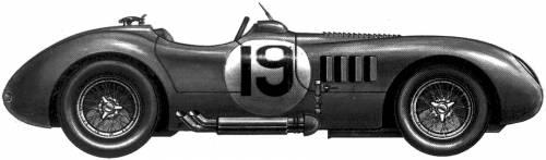 Jaguar C-Type Le Mans (1951)