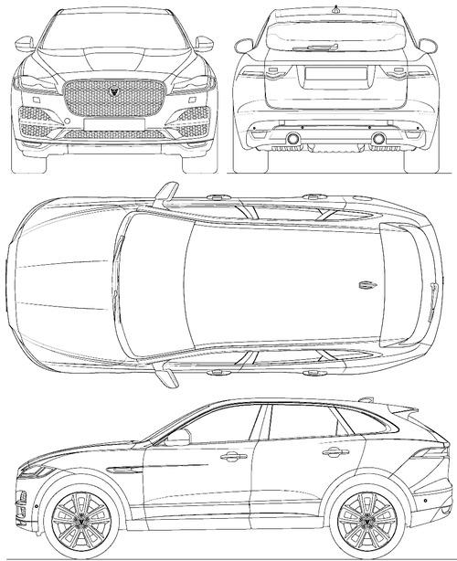 Jaguar F-Pace (2015)