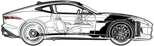 Jaguar F-Type R Coupe (2014)