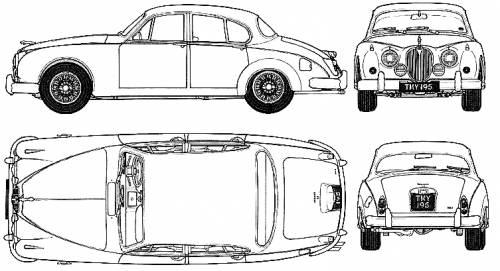 Jaguar Mk.II Saloon (1968)