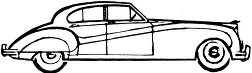 Jaguar Mk.IX (1964)