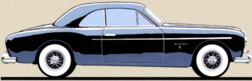 Jaguar Mk VII Farina (1951)