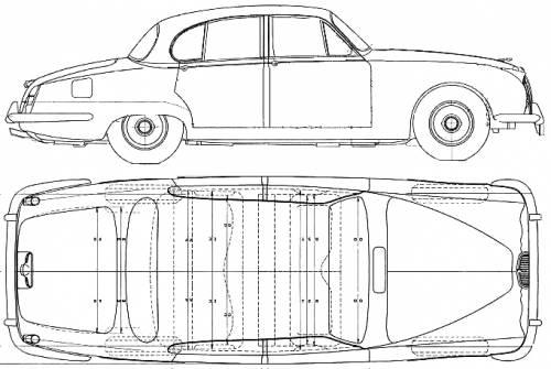 Jaguar S Type (1966)